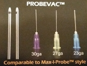 Endo ProbeVac Irrigation Needle tips
