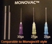 Endo MonoVac Irrigation Needle tips